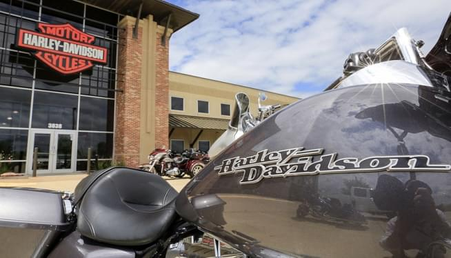Harley-Davidson CEO to leave struggling motorcycle maker