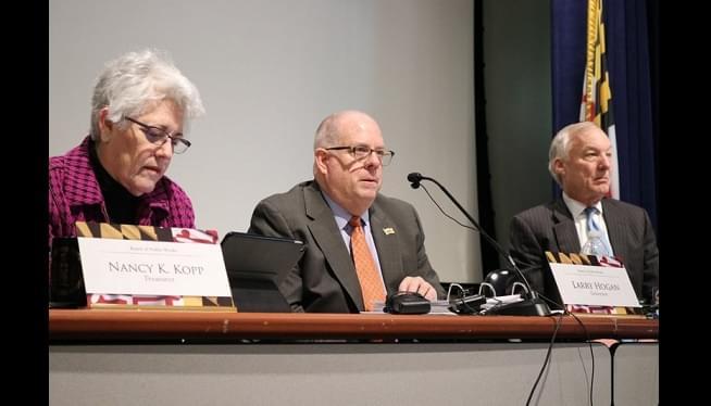 Maryland reports huge $2.5B budget fund balance