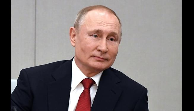 Russian Voters Agree To Extend Putin's Rule To 2036