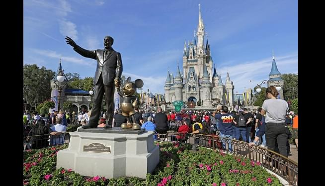 Disney Extends Closures At Its Theme Park Resorts Because Of The Coronavirus Pandemic
