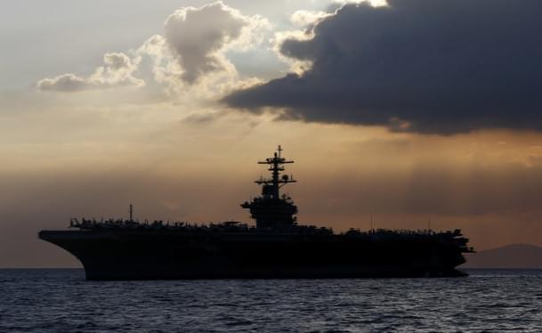 US Warship Captain Seeks Crew Isolation As Virus Spreads