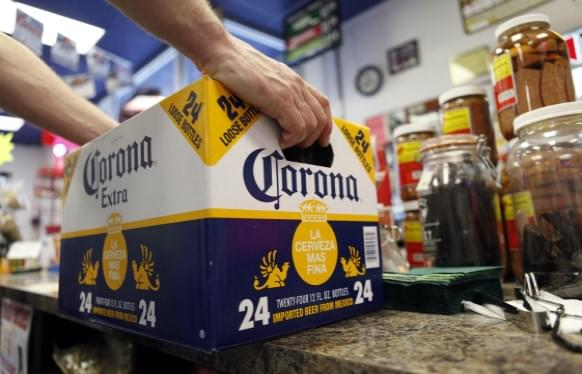 Corona Beer Stops Production Because Of The Coronavirus Pandemic