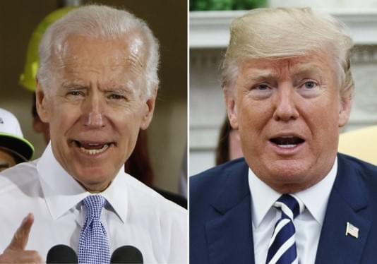 Trump-Biden Election Off-Limits For US Bettors (So Far)