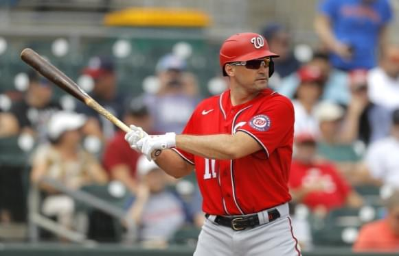 Nats' Star Ryan Zimmerman: Bring The DH To The NL