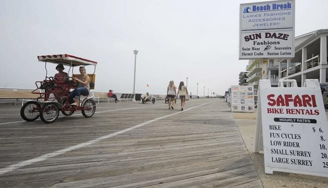 Ocean City lifts restriction on renting rooms