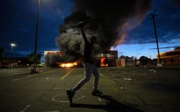 Violent Protests Rock Minneapolis For 2nd Straight Night