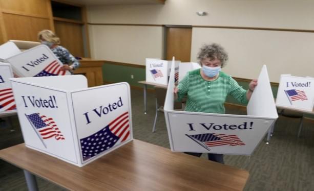 9 States, DC Vote Amid Coronavirus Pandemic, Social Unrest