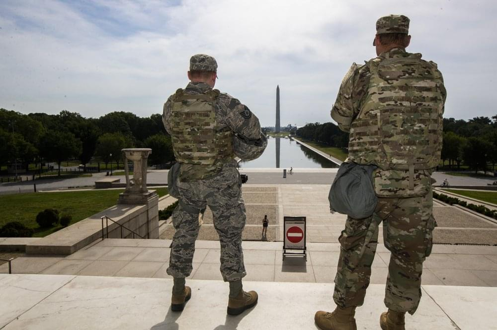 Army: Esper reverses plan to send active-duty troops home