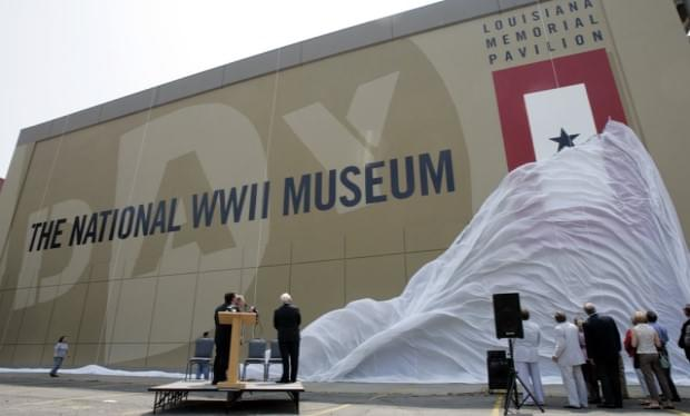 COVID-19 Puts National WWII Museum 20th Anniversary Online