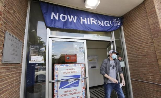US Unemployment Rate Drops To 13.3% In May