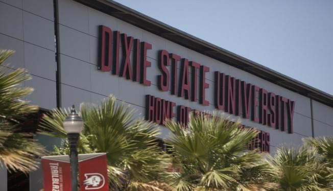 Utah University To Consider Dropping 'Dixie' From Its Name