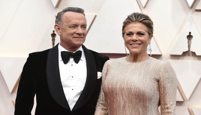 Tom Hanks: 'Shame on you' If You Aren't Wearing A Mask