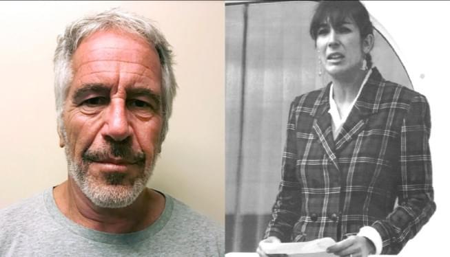 Jeffrey Epstein Associate Ghislaine Maxwell Arrested