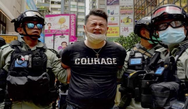 Congress Passes Bill Rebuking China Over Hong Kong Crackdown