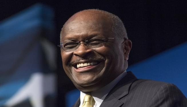 Herman Cain treated for COVID-19