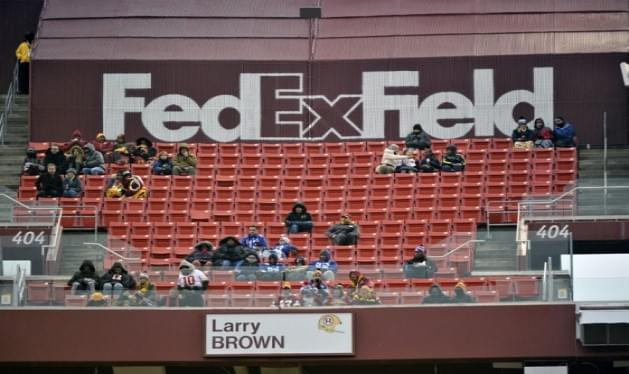 Washington Football Team Not Yet Allowing Fans At Games