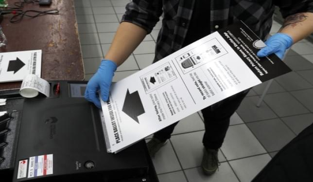 No charges in Pennsylvania discarded-ballots case