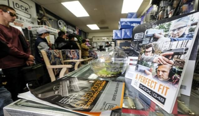 Gun Sales In Virginia Reached Historic Levels In June