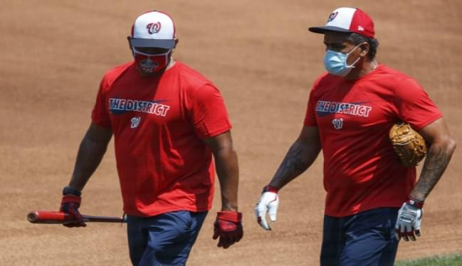 Nationals, Astros Cancel Workouts Because Of Testing Delays