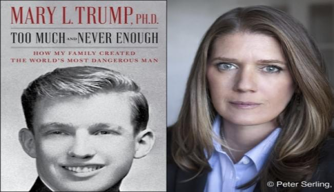 Tell-All Book By Trump Niece To Be Released Next Week