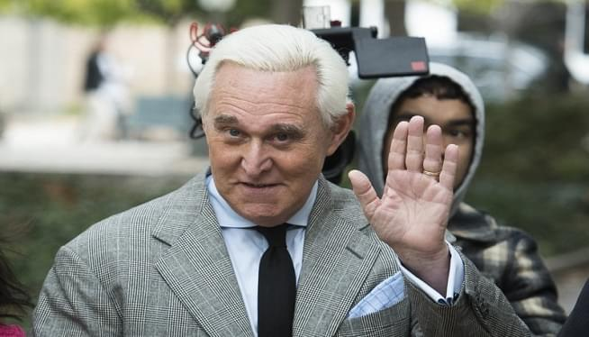 Federal Judge Seeks More Details On Trump's Clemency For Roger Stone