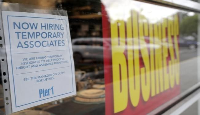 US Added 1.8 Million Jobs In July