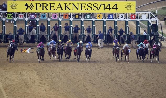 Preakness Ends Playing Of 'Extremely Offensive' Maryland State Song