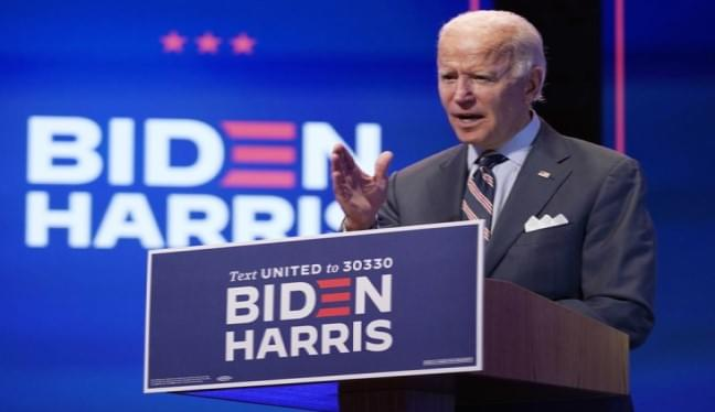 Biden Will Appear At Drive-In Town Hall Near Hometown