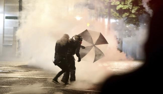 Oregon Governor Sends State Police To Portland For Protests