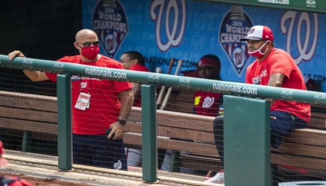 Martinez, Nationals Agree To Extend His Contract As Manager