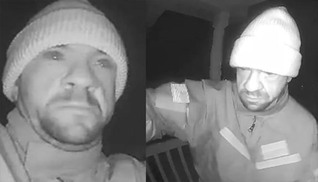 Frederick police look for man who left threatening letter in response to Biden/Harris lawn sign