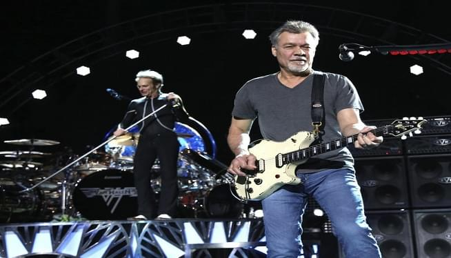 Van Halen's California hometown plans memorial to guitarist