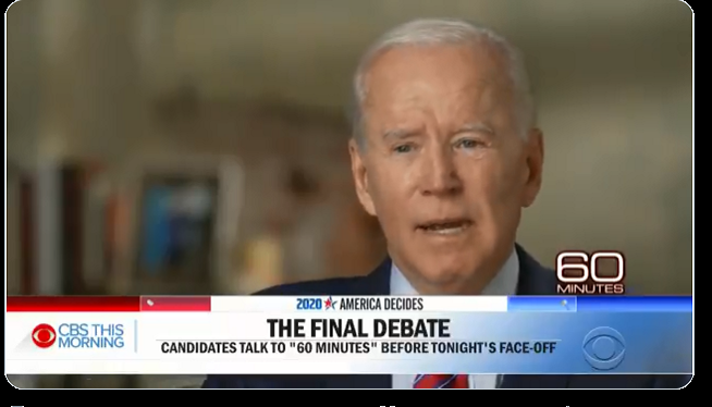 WATCH: Biden won't rule out studying court packing