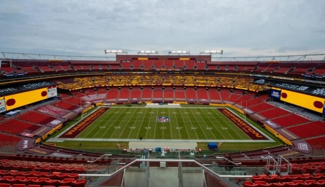 Some Season Ticket Holders Allowed At FedExField When Washington Takes On The Giants