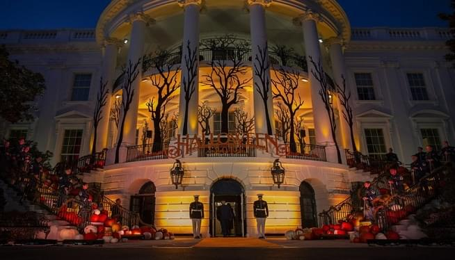 White House Halloween event tweaked for Coronavirus