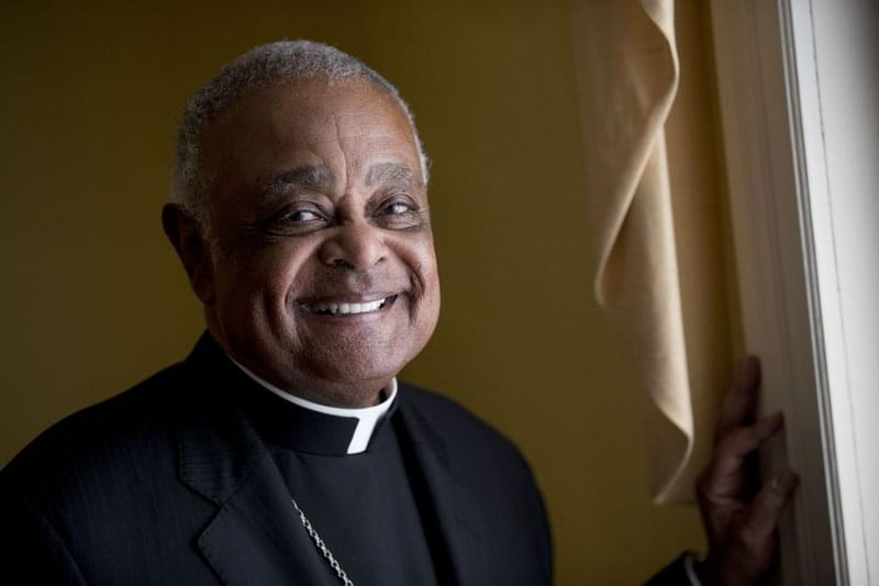 Pope names 13 new cardinals, includes WDC Archbishop Gregory