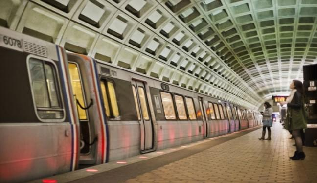 Metro: 6000-Series Cars Sidelined After Tuesday Incident