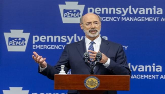 Judge halts further vote certification; Gov. Wolf appeals