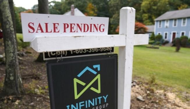 Fewer Americans signed contracts to buy homes in October