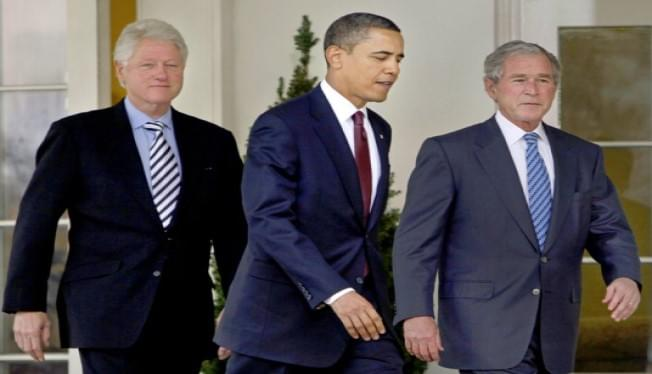 Ex-Presidents Say They Would Get Vaccine Publicly To Boost Confidence