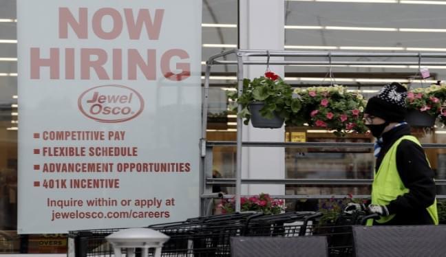 US hiring slows sharply to 245,000 jobs as virus intensifies