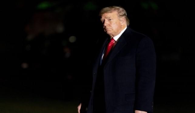 Twitter bans Trump, citing risk of violent incitement