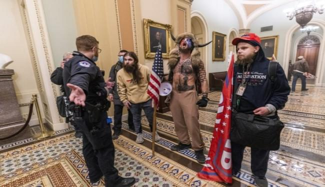 Federal Prosecutors: Capitol mob aimed to 'assassinate' elected officials