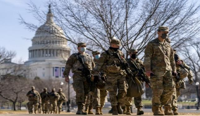 Defense department calls governors for more Guard troops for DC