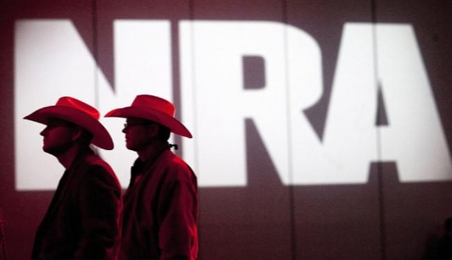 Judge: NY lawsuit seeking NRA's dissolution can go forward