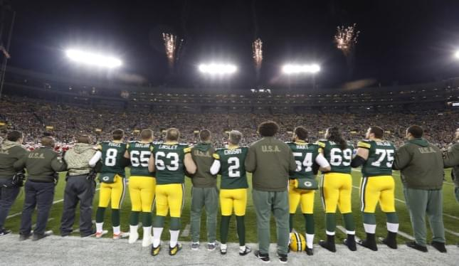 Wisconsin Senator wants to require national anthem at sporting events