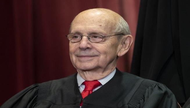 Stephen Breyer AP