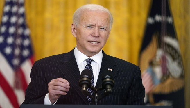 US under Biden will no longer call migrants 'illegal aliens'