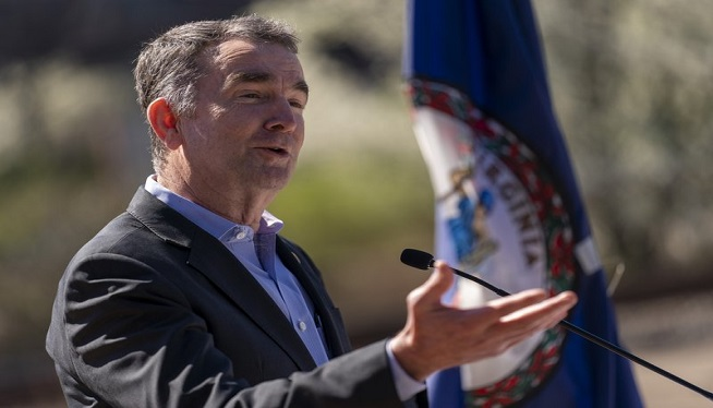 Get vaccinated, Northam says, as state opens up eligibility