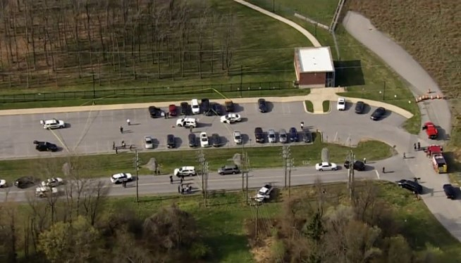 Authorities: Navy medic shoots 2, is shot and killed on base